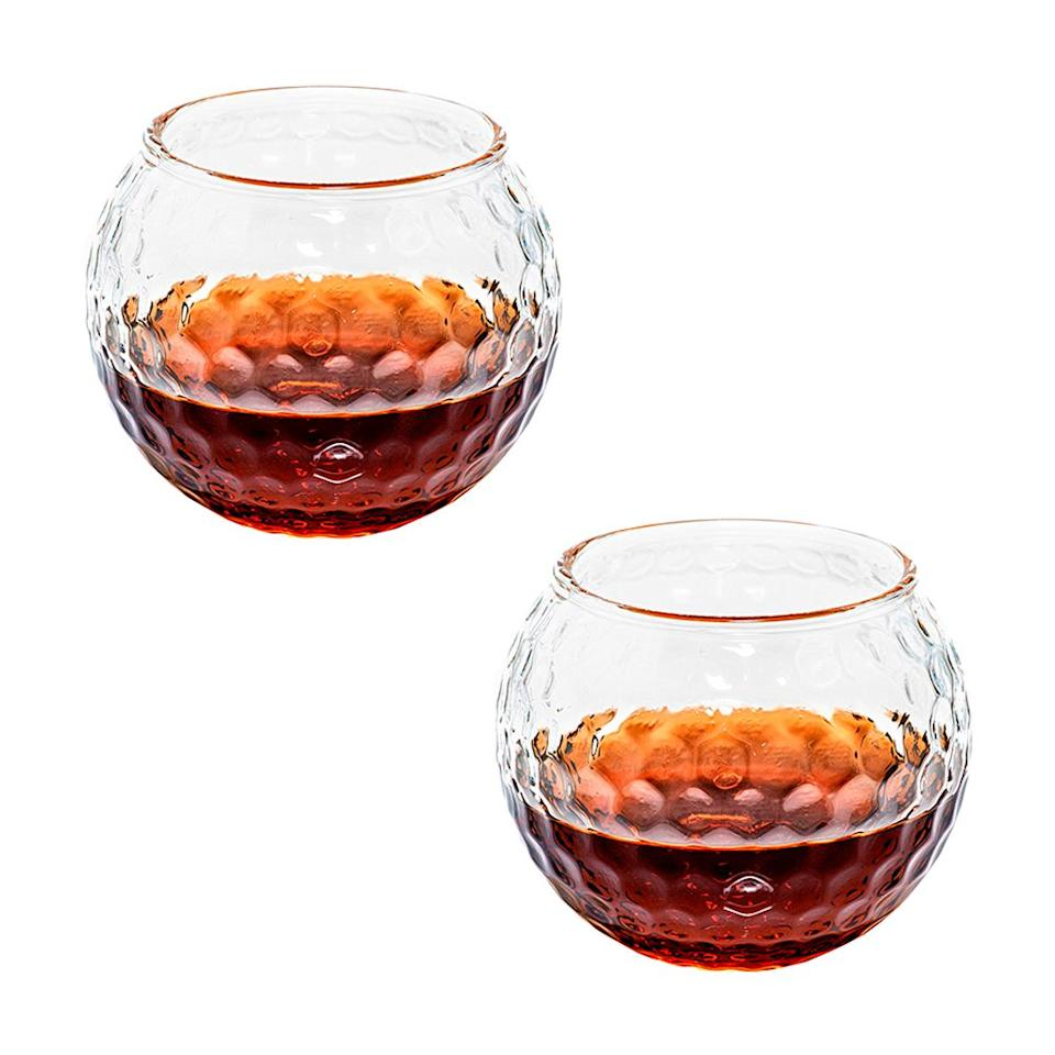 """<p><strong>Prestige Decanters</strong></p><p>amazon.com</p><p><strong>$30.00</strong></p><p><a rel=""""nofollow"""" href=""""http://www.amazon.com/dp/B01NBCP7CW/"""">Shop Now</a></p><p>Name a better way to finish a round a golf than sipping whiskey on the rocks.</p>"""