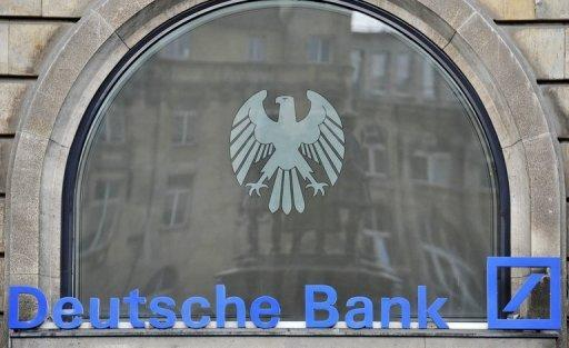 Deutsche Bank in US 'laundering probe'