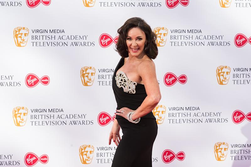 LONDON, UNITED KINGDOM - MAY 12: Shirley Ballas attends the Virgin Media British Academy Television Awards ceremony at the Royal Festival Hall on 12 May, 2019 in London, England. (Photo credit should read Wiktor Szymanowicz / Barcroft Media via Getty Images)