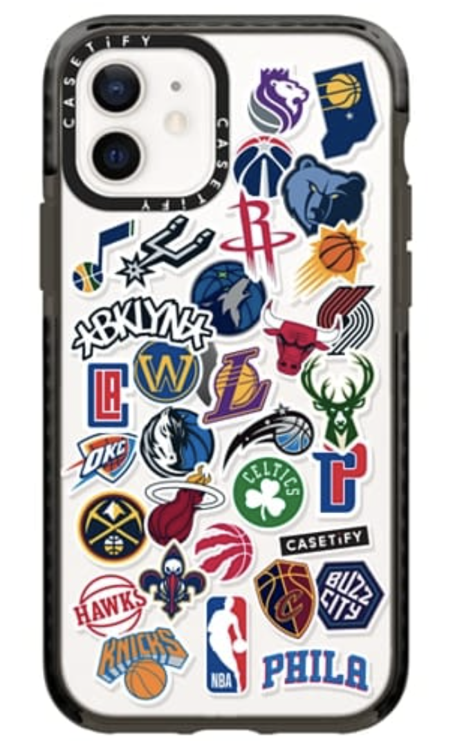 Casetify X NBA Mania Case