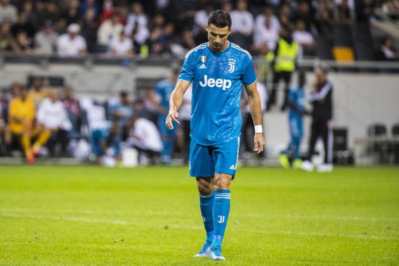 Cristiano Ronaldo admitted to paying $375000 to settle Las Vegas rape allegation