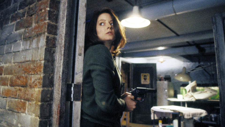Jodie Foster as Clarice Starling in 'The Silence of the Lambs'. (Credit: Orion Pictures)