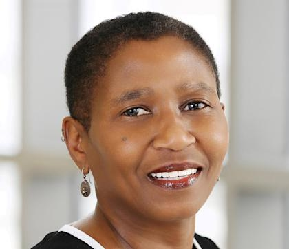 NBPA boss Michele Roberts expressed concern about cap smoothing's long-term consequences. (AP)