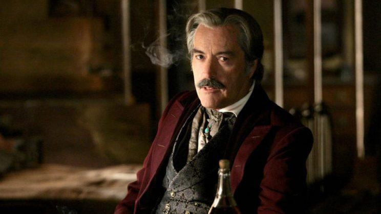 RIP... character actor Powers Boothe has died at the age of 68 - Credit: Yahoo File