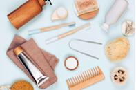 "<p>When it comes to your household products, shopping eco-friendly goes a long way. Instead of single-use, disposable items, look for ""green"" products that are reusable, sustainably sourced, or made of recycled materials.</p><p><strong>RELATED: </strong><a href=""https://www.goodhousekeeping.com/home-products/g31291481/eco-friendly-products/"" rel=""nofollow noopener"" target=""_blank"" data-ylk=""slk:40 Best Eco-Friendly Products to Help the Planet"" class=""link rapid-noclick-resp"">40 Best Eco-Friendly Products to Help the Planet</a></p>"