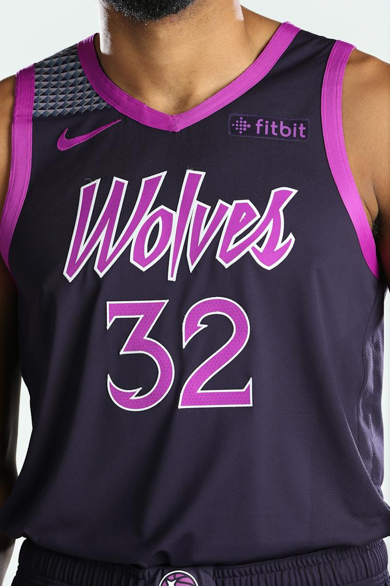 f23e769ff Minnesota Timberwolves Honor Prince With New Uniforms