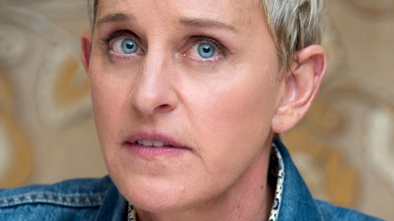 Ellen Reveals The One Word She Was Told Not To Say On Air