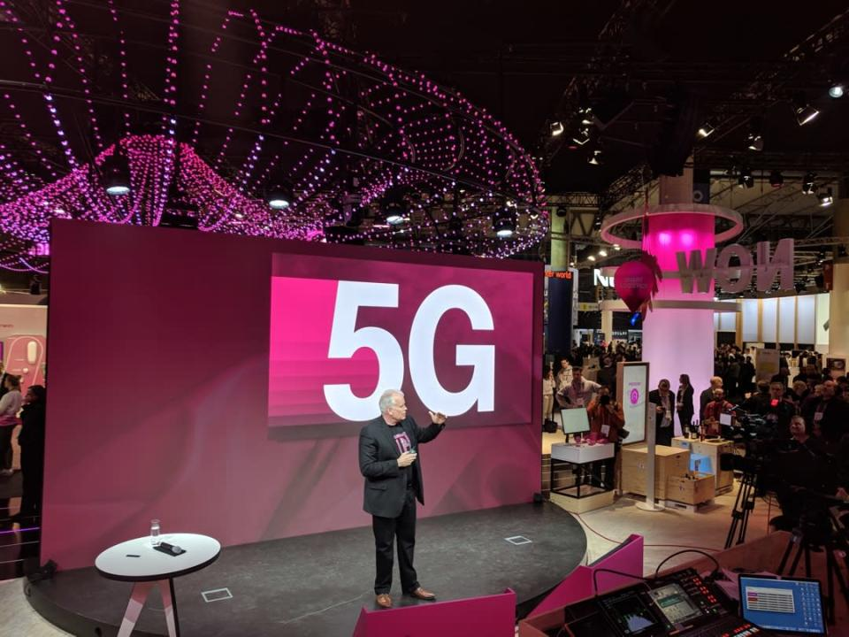 5G wireless connectivity is coming this year, and companies are running a full-court press to make sure you know about it.
