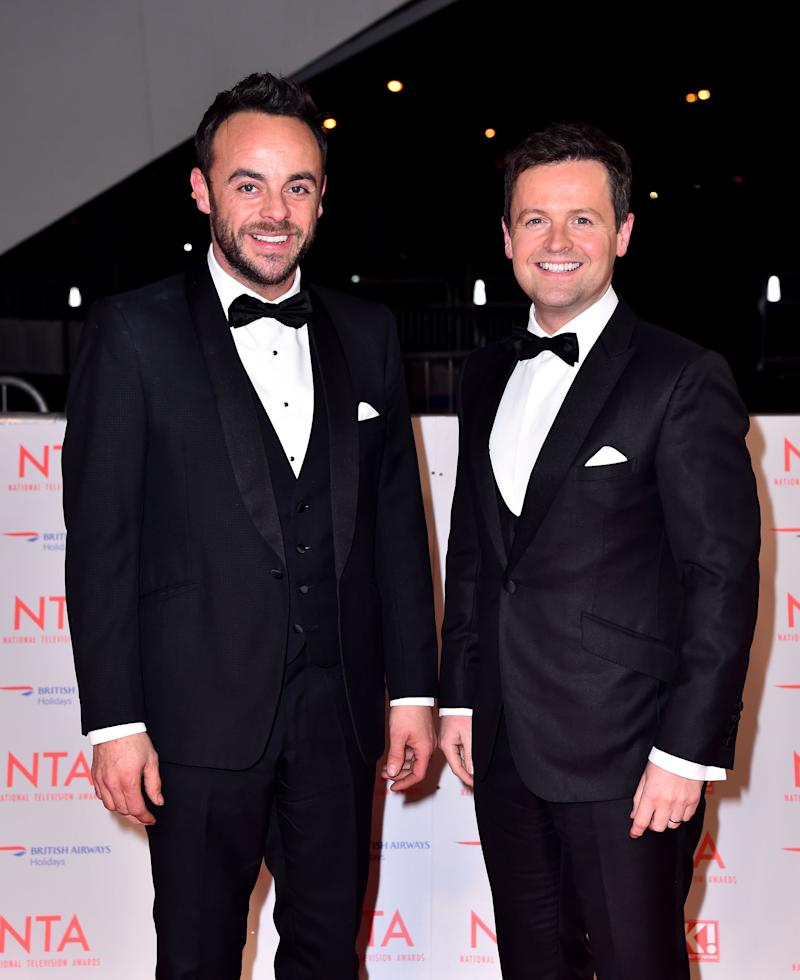 Declan Donnelly will get new sidekick for I'm a Celeb, ITV confirms