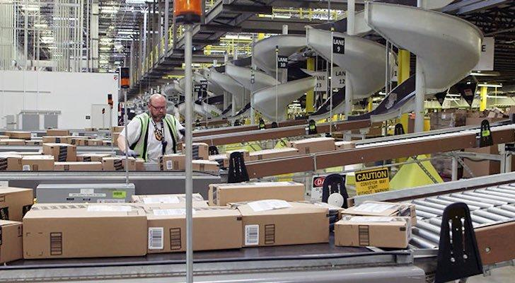 Latest Brick-and-Mortar Pacts Make Amazon America's Middleman