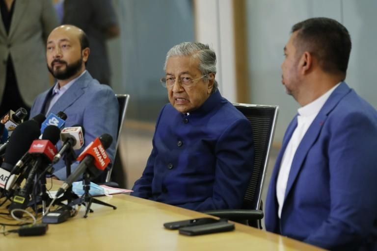 Mahathir, who was prime minister of Muslim-majority Malaysia until February, said his comments had been misrepresented