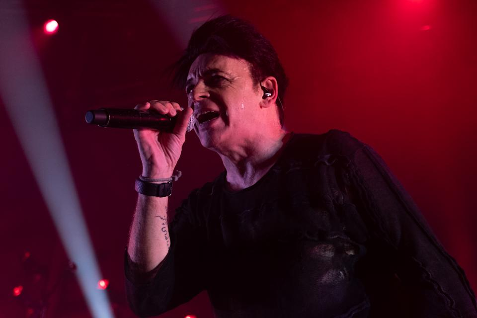 Gary Numan performing live at London's Roundhouse 24 October 2019 UK (Photo By Robin Pope / NurPhoto via Getty Images) (Photo by Robin Pope/NurPhoto via Getty Images)