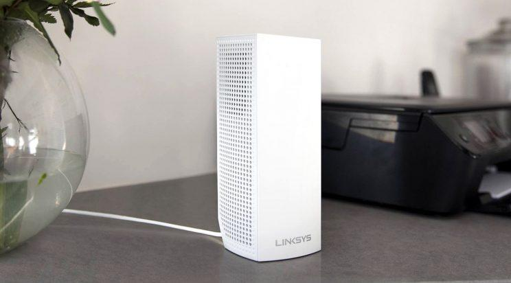 Air freshener or mesh WiFi router? You decide.