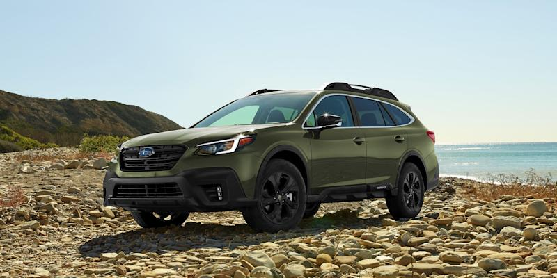 The 2020 Subaru Outback Adds A Turbo Engine And New Features