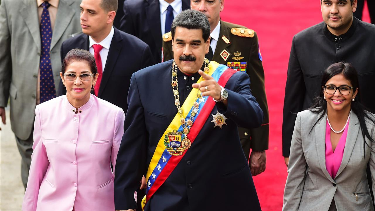 This summer has been full of big stories and controversies. One story that hasn't grabbed the brightest spotlight is Venezuela's crisis and its emergence as a top national security priority. WSJ's Gerald F. Seib explains why Venezuela's deteriorating state is a concern to the U.S.  Photo: Getty