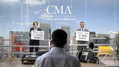 IMA's Advertisement for the CMA (Certified Management Accountant) certification (PRNewsfoto/IMA (Institute of Management Accountants))