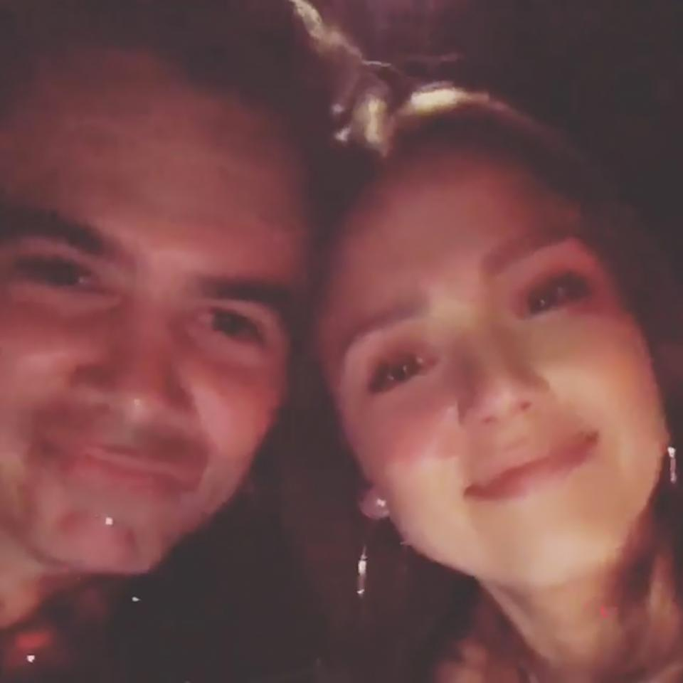 """<p>The Honest Company founder is <a rel=""""nofollow"""" href=""""https://www.instagram.com/p/BfM7WrXhtmD/?hl=en&taken-by=jessicaalba"""">one lucky gal!</a> Alba revealed her hubby created an """"album in honor of love,"""" which she linked to on Instagram. Swoon!</p>"""
