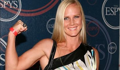 Holly Holm signed with the UFC on July 10, 2014. (Getty)