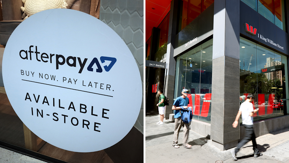 Afterpay and Westpac have teamed up. (Source: Getty, AAP)