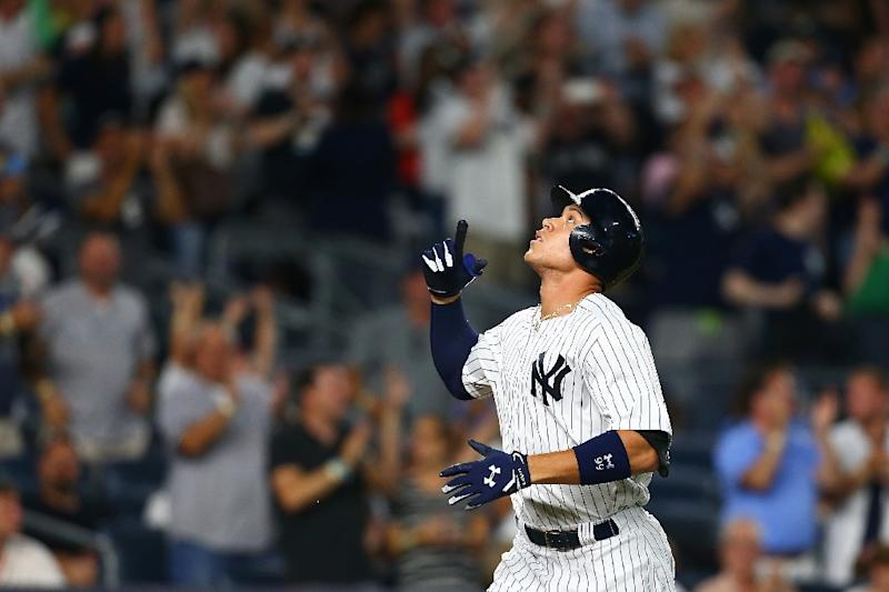 Yankees' Aaron Judge homing in on history