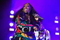"<p>Award-winning rapper Missy Elliot exudes confidence on stage, but she's fought a mental battle with anxiety since she was young. ""I was always feisty, always that kid that would be on the porch with a hairbrush singing or rapping,"" she said in a <a href=""https://www.billboard.com/articles/news/cover-story/6769236/missy-elliott-comeback-wtf-new-album-graves-disease-anxiety-super-bowl"" rel=""nofollow noopener"" target=""_blank"" data-ylk=""slk:2017 interview with Billboard"" class=""link rapid-noclick-resp"">2017 interview with <em>Billboard</em></a>. ""I got more shy as I got older and realized people could be laughing at me, or judging me."" In fact, the night before her 2015 Superbowl halftime cameo performance, she had a full-blown panic attack. ""Like, IVs in my arm, everything,"" she recalled. ""Nobody knew.""</p>"