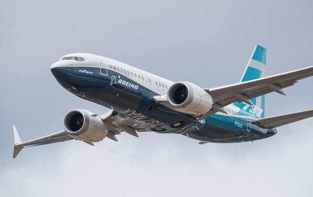 Will the $1.2B 737 Max Deal Aid Boeing's Commercial Business?