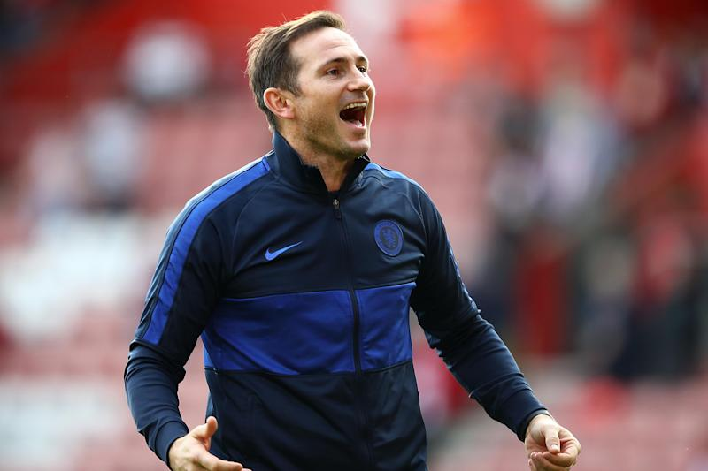 Chelsea Manager Frank Lampard Speaks out Against Champions