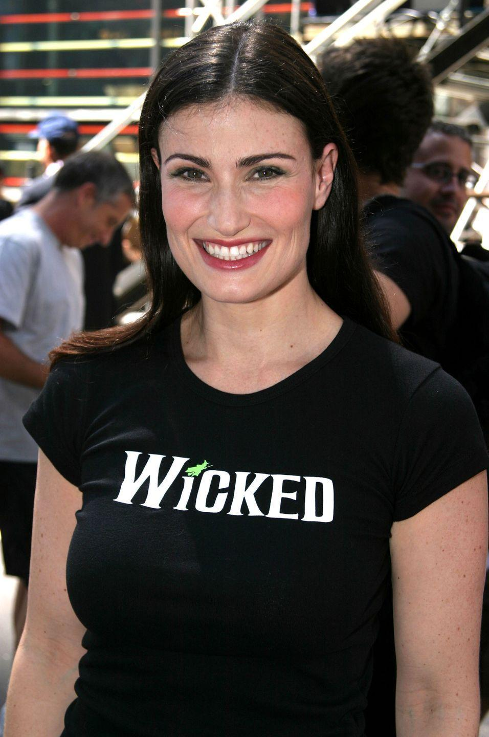 <p>One of the biggest crossover success stories, Idina Menzel made her Broadway debut in 1996's <em>Rent. </em>She starred in a few other shows on Broadway following <em>Rent's </em>success, with her most popular being the breakout <em>Wicked</em>, alongside Kristin Chenoweth. The role earned Menzel a Tony Award. She made her big-screen debut in 2001's <em>Kissing Jessica Stein</em>, but started gaining buzz after appearing alongside Patrick Dempsey and Amy Adams in 2007's <em>Enchanted.</em> In 2013, Menzel became more of a household name providing the voice of Elsa in Disney's <em>Frozen. </em><em><br></em></p>