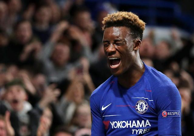 "Sarri on Hudson-Odoi moving to Bayern Munich: ""To stay here is better for him."""