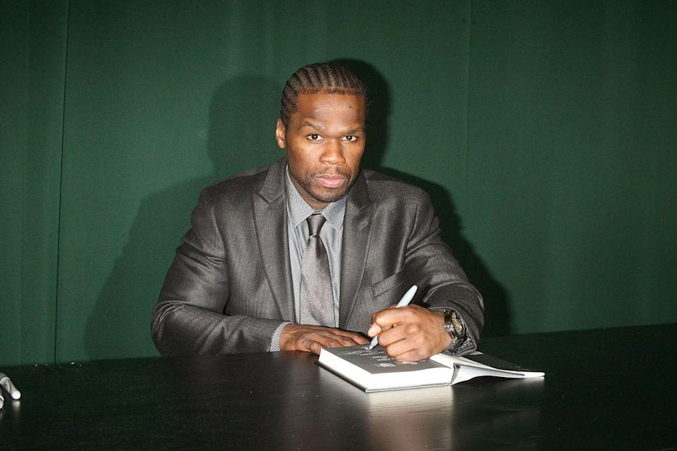 """<p>In his debut novel, 50 Cent took on one of the biggest problems affecting students today: bullying. But instead of telling the story from the perspective of the victims, <em>Playground</em> focuses on Butterball, a student who is bullying others because of he lacks the tools to deal with his emotions. </p><p>""""I had more experiences where I was a part of the problem, where I was actually bullying,"""" the Grammy winner told <em>Today</em>, <a href=""""https://www.huffpost.com/entry/50-cent-discusses-new-boo_n_1033290?ncid=edlinkusaolp00000003&guccounter=1"""" data-ylk=""""slk:HuffPost"""" class=""""link rapid-noclick-resp"""">HuffPost</a> reports. """"To know now from an adult's perspective and be able to write things, I can look back on those actual situations and say, 'That was completely wrong.' But I know what was motivating it now.""""</p><p>But <em>Playground</em> wasn't 50's first foray into writing. The rapper founded his own publishing imprint, G-Unit, with Pocket/MTV Books in 2005, that focused on novellas and graphic novels about 50's former rap crew, according to <a href=""""https://www.cbsnews.com/news/50-cent-moves-into-book-publishing/"""" rel=""""nofollow noopener"""" target=""""_blank"""" data-ylk=""""slk:CBS News"""" class=""""link rapid-noclick-resp"""">CBS News</a>.</p><p><a class=""""link rapid-noclick-resp"""" href=""""https://www.amazon.com/Playground-50-Cent/dp/1595144781?tag=syn-yahoo-20&ascsubtag=%5Bartid%7C2140.g.33987725%5Bsrc%7Cyahoo-us"""" rel=""""nofollow noopener"""" target=""""_blank"""" data-ylk=""""slk:Buy the Book"""">Buy the Book</a></p>"""
