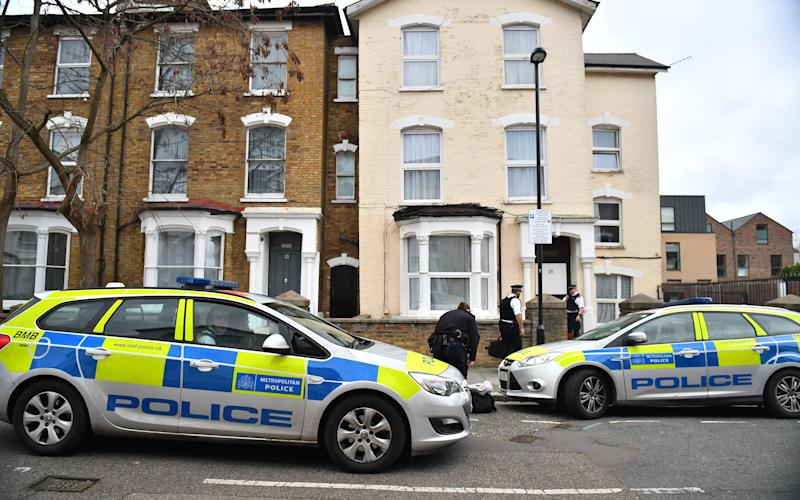 Police said inquiries are under way to 'establish the full circumstances of the incident' - ©2017 Under licence to London News Pictures +44 208 088 1155 press@londonnewspictures.co.uk
