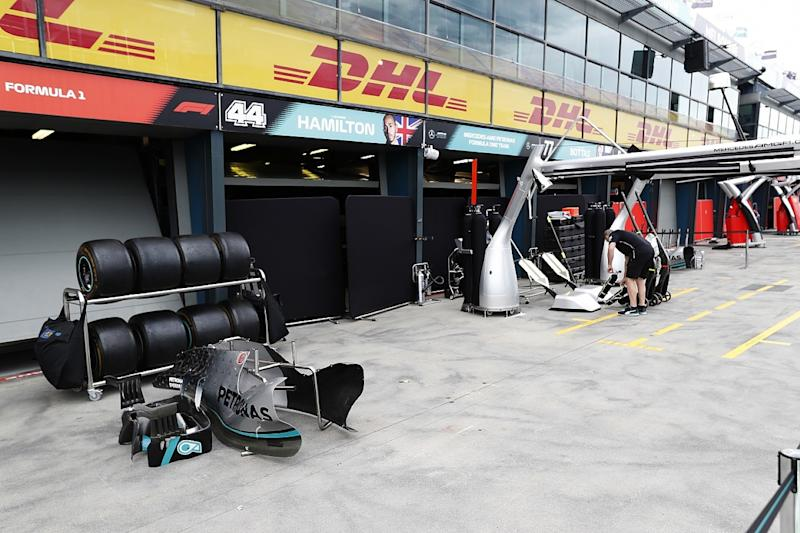 F1 factory shutdown period could be extended