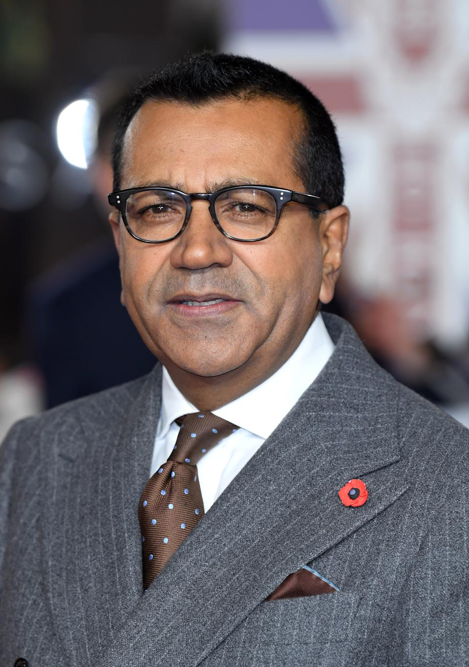 LONDON, ENGLAND - OCTOBER 28: Martin Bashir attends the Pride Of Britain Awards 2019 at The Grosvenor House Hotel on October 28, 2019 in London, England. (Photo by Karwai Tang/WireImage)