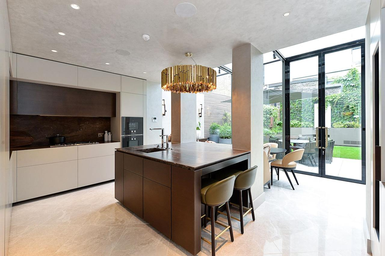 """<p>Chapel Street, in the heart of London's most affluent area, has six large bedrooms, a gym, swimming pool, home cinema, a lift to every level and beautiful <a href=""""https://www.housebeautiful.com/uk/garden/designs/a32279158/restorative-garden-ideas/"""" target=""""_blank"""">gardens</a>, too. It might be one of the most spectacular homes around, but it will set you back a staggering £28 million. </p><p><a href=""""https://www.onthemarket.com/details/7822294/"""" target=""""_blank"""">This property is for sale for £28m via Rokstone at Onthemarket.com</a>. </p>"""