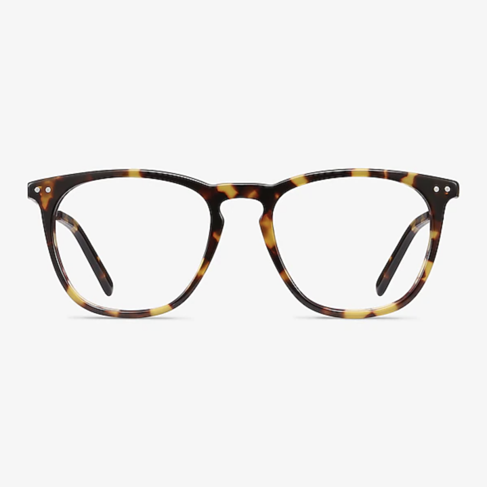 """<p><strong>EyeBuyDirect</strong></p><p>eyebuydirect.com</p><p><a href=""""https://go.redirectingat.com?id=74968X1596630&url=https%3A%2F%2Fwww.eyebuydirect.com%2Feyeglasses%2Fframes%2Fdistance-tortoise-s-20064&sref=https%3A%2F%2Fwww.menshealth.com%2Fstyle%2Fg37159186%2Fbest-online-glasses-stores%2F"""" rel=""""nofollow noopener"""" target=""""_blank"""" data-ylk=""""slk:BUY IT HERE"""" class=""""link rapid-noclick-resp"""">BUY IT HERE</a></p><p><strong>EyeBuyDirect Distance Square Tortoise Eyeglasses<br></strong>$35</p><p>EBD controls their entire operation from concept, design and manufacturing to ensure that you get the best price possible. What separates them from their competitors is their belief that everyone should have access to affordable eyewear, donating over 600,000 pairs of glasses to those in need since their founding. Their good-looking glasses come with a free 2-week return policy and virtual try-on so you can feel them out before you buy. What's not to love?<br></p>"""