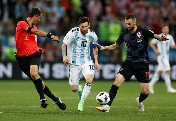 World Cup 2018: Argentina's media rounds on Lionel Messi after Croatia defeat leaves Albiceleste on the brink
