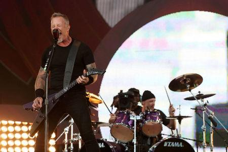 Metallica To Be Honored With 'Nobel Prize Of Music'