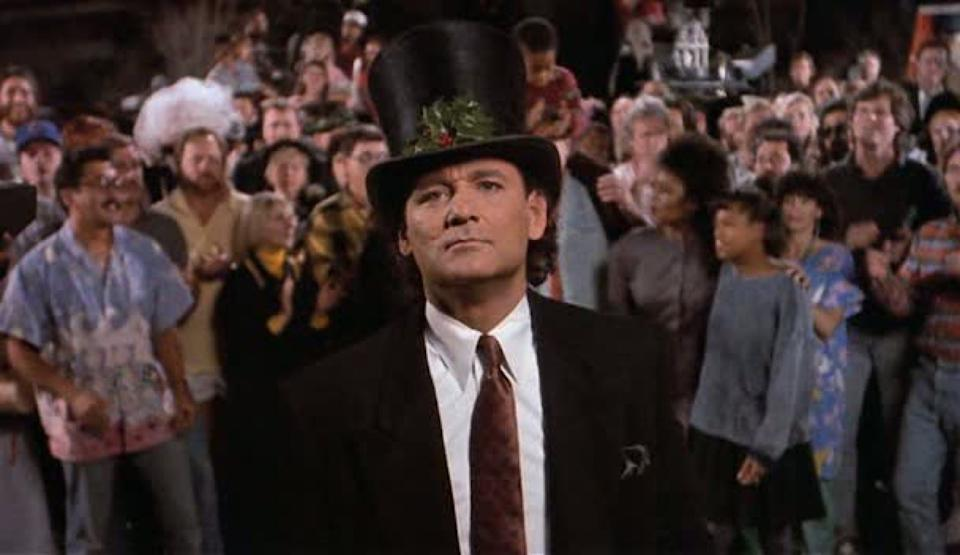 still from scrooged