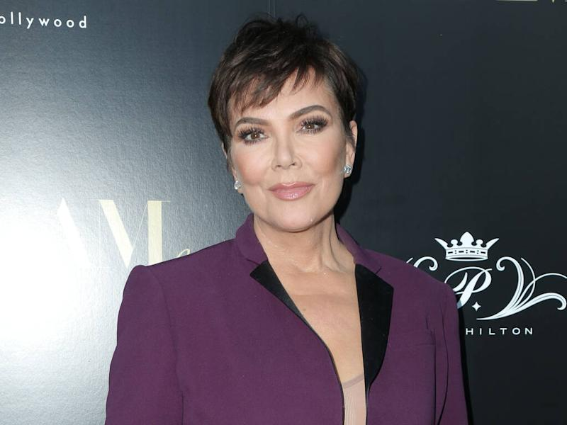 Kris Jenner and Yolanda Hadid pose in Dynasty-inspired shoot