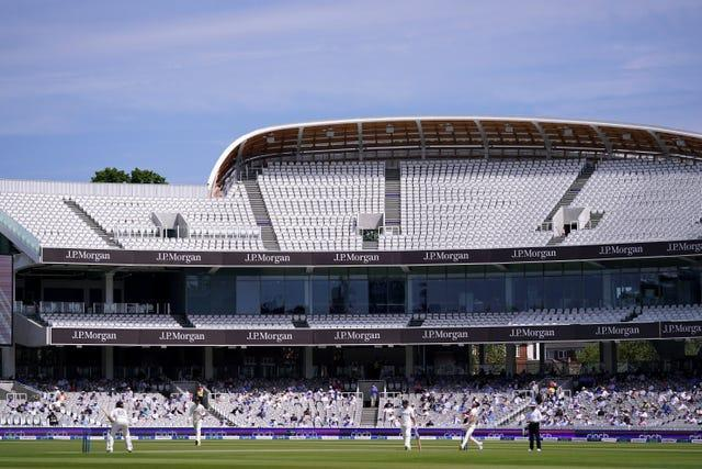 A general view of Lord's