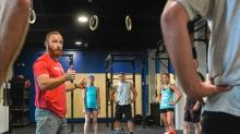 Eviction CrossFit brings focus on training, nutrition to Easthampton