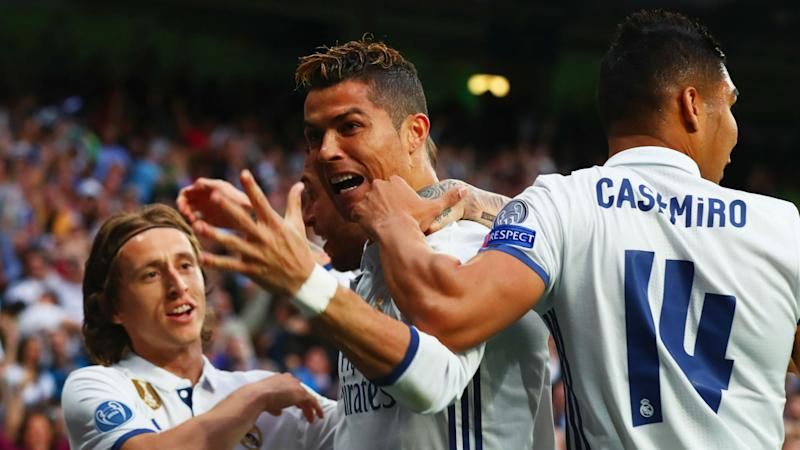 640f2b52fd4 Real Madrid 3 Atletico Madrid 0  Ronaldo hat-trick points champions towards  Cardiff