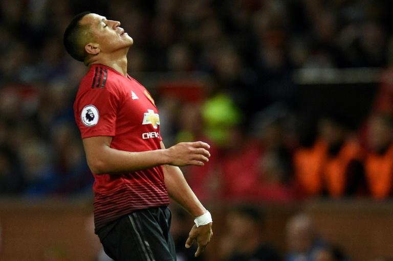 Alexis Sanchez has scored just three goals in 23 appearances for Manchester United