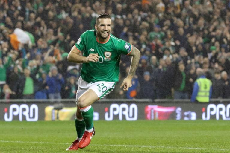 Dream debut: Shane Duffy scored on his Celtic debut in a 5-0 win over Ross County