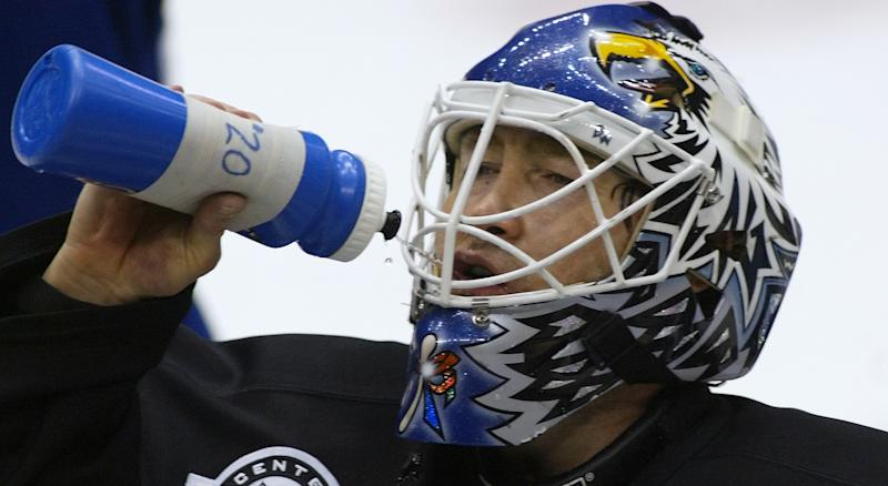 Former NHL goalie from Manitoba arrested in Kentucky on public intoxication charges