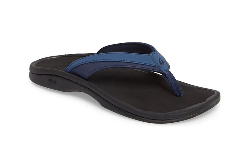 fe10d3835e1 Most Comfortable Thong  Olukai Ohana Sandal. Courtesy of Nordstrom.  Courtesy of Nordstrom