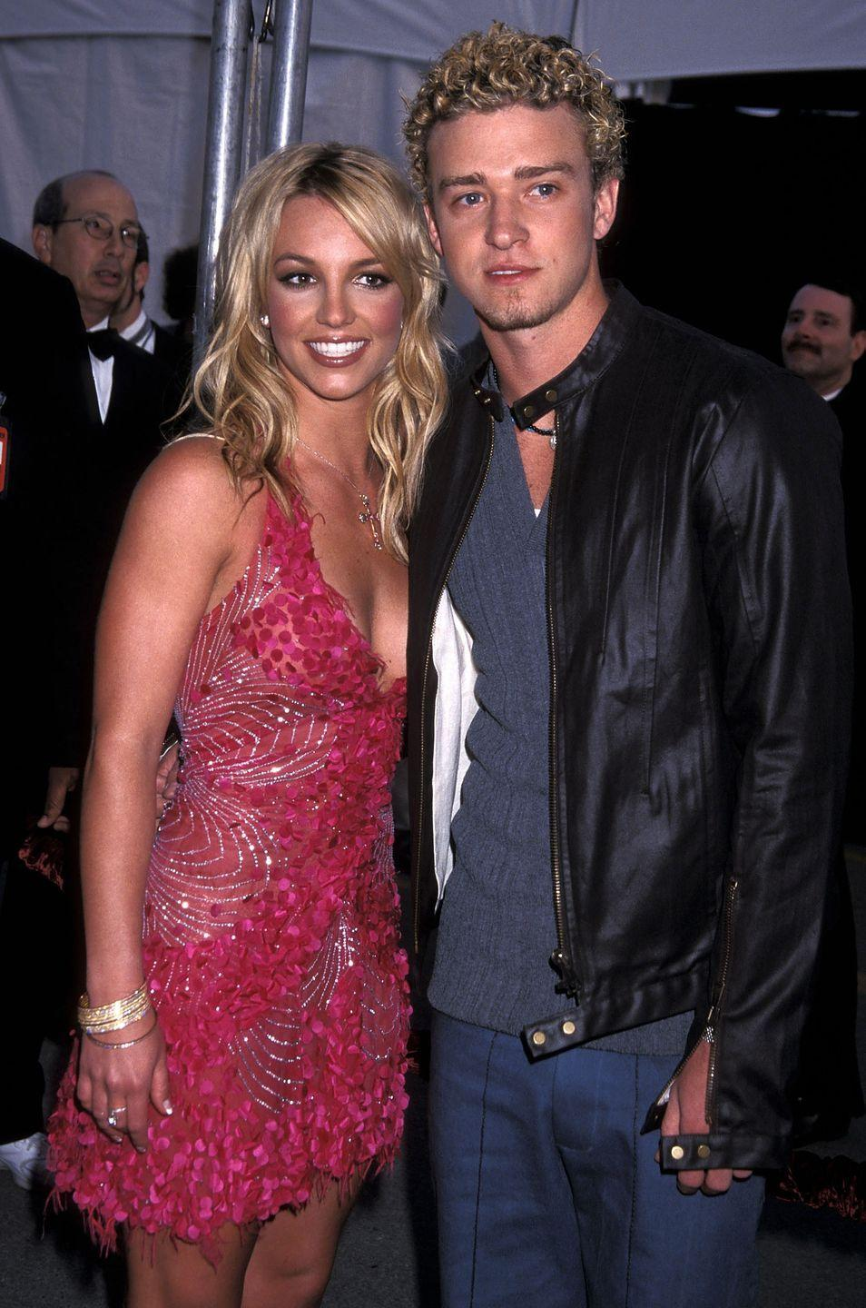 <p>If anyone else dated Justin Timberlake, 'N Sync fans would have hated her. But this was Britney<em> freaking</em> Spears. The two were everywhere in the late '90s, and everyone wanted to be them. </p>