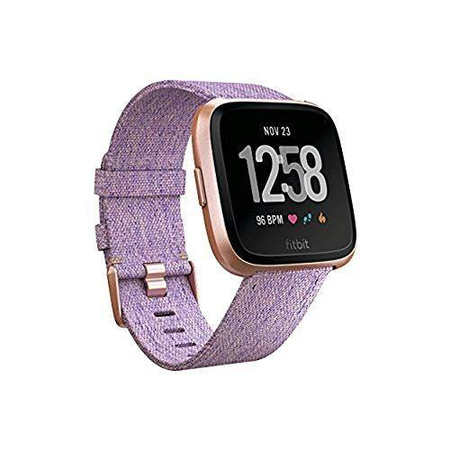 """<p><strong>Fitbit</strong></p><p>amazon.com</p><p><strong>$213.99</strong></p><p><a href=""""https://www.amazon.com/dp/B07B48W8Y8?tag=syn-yahoo-20&ascsubtag=%5Bartid%7C10049.g.28172667%5Bsrc%7Cyahoo-us"""" rel=""""nofollow noopener"""" target=""""_blank"""" data-ylk=""""slk:Shop Now"""" class=""""link rapid-noclick-resp"""">Shop Now</a></p><p>Like the Fitbit Versa, this smartwatch has all that health tracking, in-watch music, real-time pace and distance info, and exercise sensing for when you forget to tap """"go."""" But it also has a contactless payment feature, allowing you to scan your watch rather than swiping a sweaty cc that's been jammed in your leggings for the last hour. After all, post-workout coffee tastes so much better when you don't have to stress about whether your debit card fell out of your pants mid-squat.</p>"""
