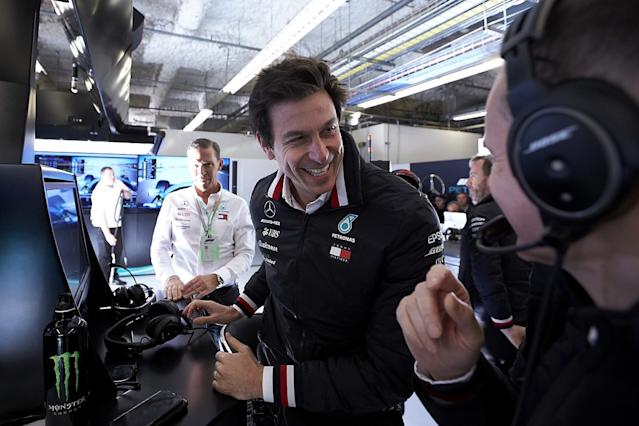 Wolff: Mercedes staying in F1 after 2021