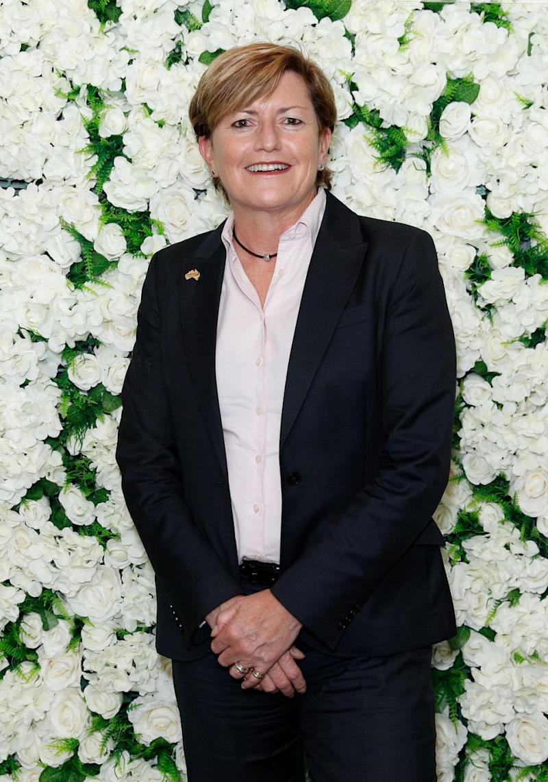 Christine Forster, Tony Abbott's sister, gushed about her niece's